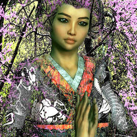 Suzanne Silvir - Saint Lucy Yi Zhenmei of China