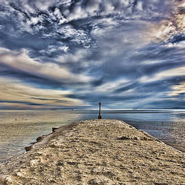 Hugh Smith - Salt Pier Salton Sea