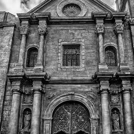 Adrian Evans - San Agustin Church