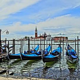 M Bleichner - San Giorgio Maggiore in Venice