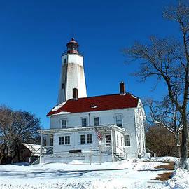 William Walker - Sandy Hook Lighthouse