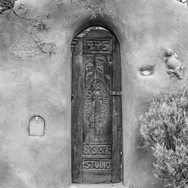 Roselynne Broussard - Doors of Santa Fe