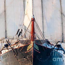 Maslyaev Yury - Sedov EX. Kommodore Johnsen Four-masted barque