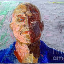 Greg Mason Burns - Self-portrait