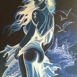 Bozena Simeth - Sexi girl at night
