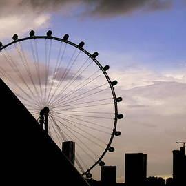 Jijo George - Singapore Cityscape