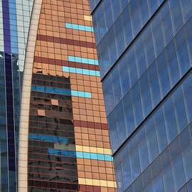 Allen Beatty - Skyscraper Abstract 11