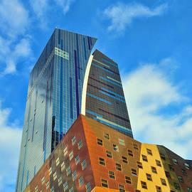 Allen Beatty - Skyscraper Abstract 3