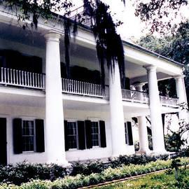 Glenn Aker - Southern Mansion