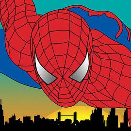 Mark Ashkenazi - spiderman