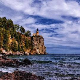 Todd and candice Dailey - Split Rock lighthouse