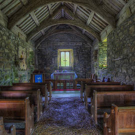 Ian Mitchell - St Beunos Church