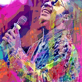David Lloyd Glover - Stevie Wonder