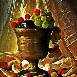 Binka Kirova - Still life with berries