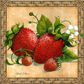Janet Stever - Strawberries