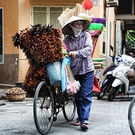 Chuck Kuhn - Streets of Hanoi