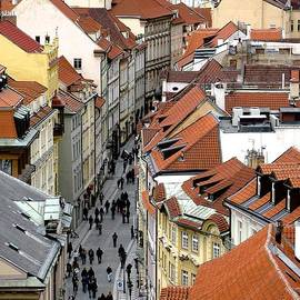 Don Kenworthy - Streets of Prague