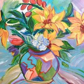Brenda Ruark - Sunflowers