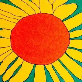 Zoe Gelinas - Sunny Sunflower
