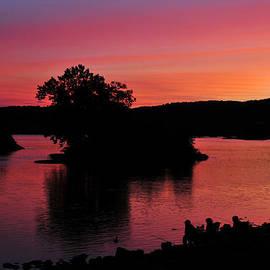 Dan Myers - Sunset On The Susquehanna