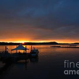 Elmar Langle - Sunset Sailing