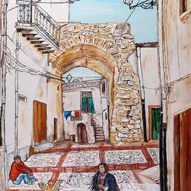Loredana Messina - Sutera Rabato Antico