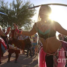 Yousif Hadaya - Sword Dance