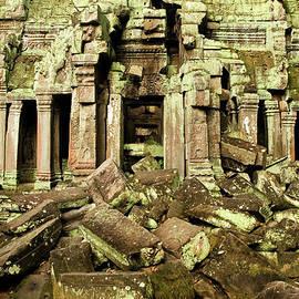 Artur Bogacki - Ta Prohm Temple Ruins