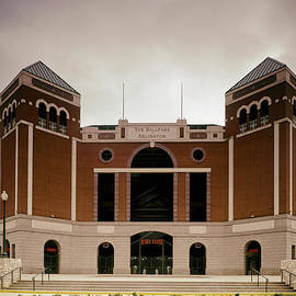 Mountain Dreams - Texas Rangers Ballpark in Arlington Texas