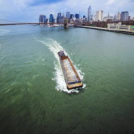 Alex Potemkin - The barge
