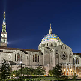 John Greim - The Basilica of the National Shrine of the Immaculate Conception