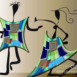 Iris Gelbart - The Dancers