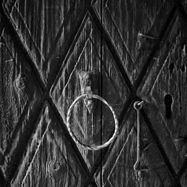 Jouko Lehto - The Door of The Church of Turkansaari