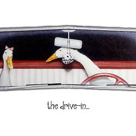 Will Bullas - the drive-in...