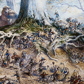 Richard Doyle - The Fairy Tree