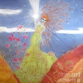 Veronica V Bahman - The Goddess