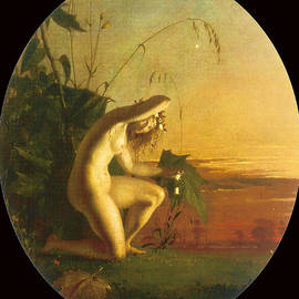 Richard Dadd - The Haunt of the Fairies
