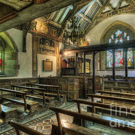 Ian Mitchell - The Hidden Chapel