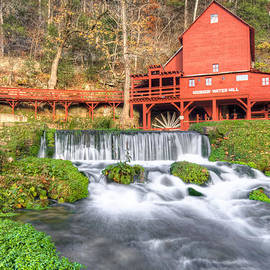 Gregory Ballos - The Hodgson Water Mill - Missouri
