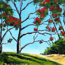 Lisa Elley - The New Zealand Christmas Tree