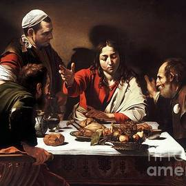 Caravaggio - The Supper at Emmaus