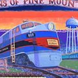 Gordon Elwell - Trains of Pine Mountain