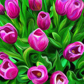 Andre Faubert - Tulips
