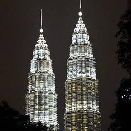 IB Photo - Twin Towers Kuala Lumpur Malaysia.
