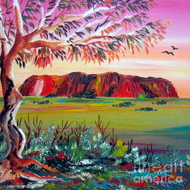 Roberto Gagliardi - Uluru Ayers Rock Australia