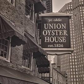 Joann Vitali - Union Oyster House