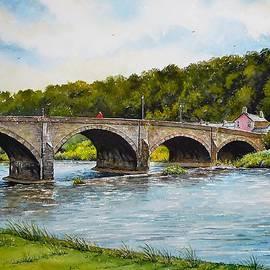 Andrew Read - Usk Bridge