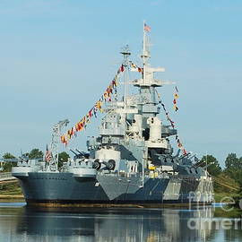 Bob Sample - USS North Carolina Battleship