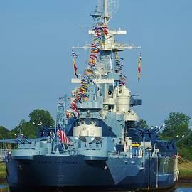 Bob Sample - USSNC Battleship With All It