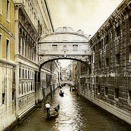 Julie Palencia - Venice City of Canals
